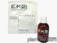 Мазна коса таласотерапия професионална процедура от EKS